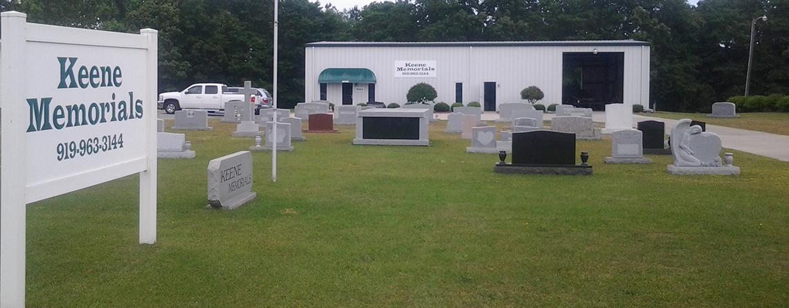 Keene Memorials